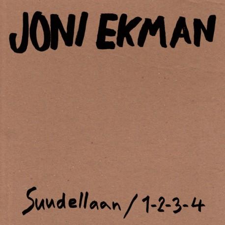 """Joni Ekman: Suudellaan (7"""")"""