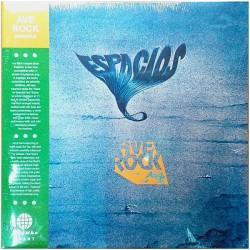 Ave Rock: Espacios (LP)
