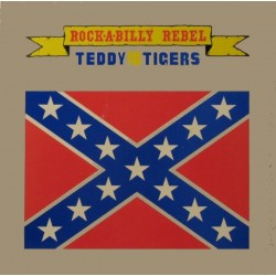 "Teddy & The Tigers: Rock-a-billy rebel (10""+7"")"