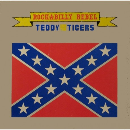 """Teddy & The Tigers: Rock-a-billy rebel (LP+7"""" EP)"""