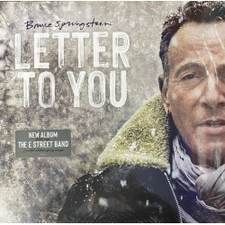 Bruce Springsteen: Letter To You (grey 2LP)