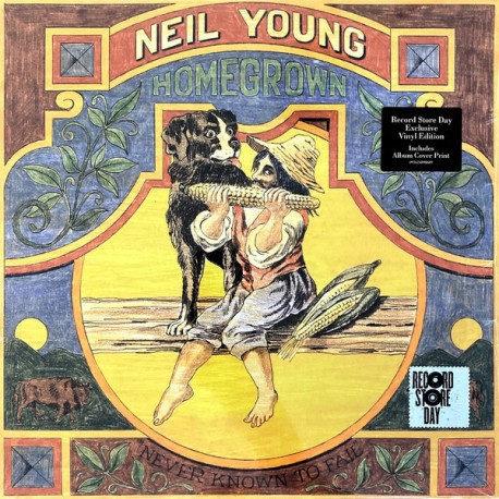 Neil Young: Homegrown (LP)