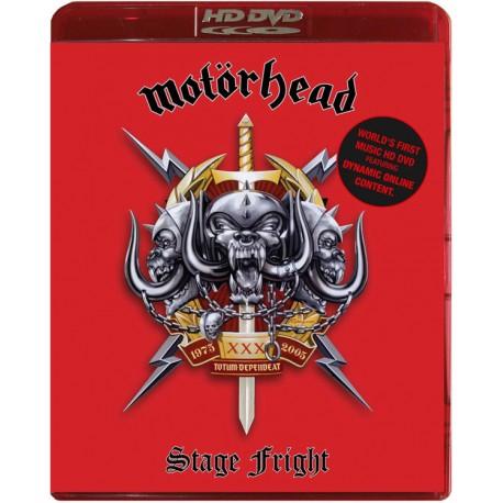 Motörhead: Stage Fright (HD DVD)
