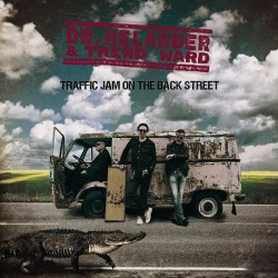 Dr. Helander & Third Ward: Traffic Jam on the Back Street (CD)