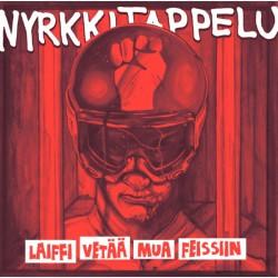 """Nyrkkitappelu: Laiffi Vetää Mua Feissiin (7"""")"""