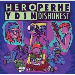 "Hero Dishonest / Ydinperhe: split 7"""