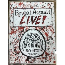 Jukka Nissinen Band: Brutal Assault Live (MC)