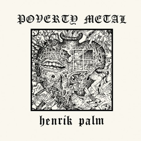 Henrik Palm: Poverty Metal (LP)