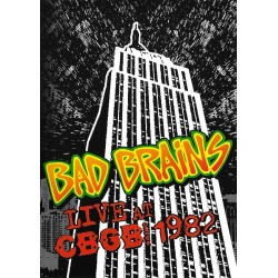 Bad Brains: Live At CBGB 1982 (DVD)