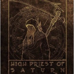 High Priest Of Saturn: High Priest Of Saturn (LP)