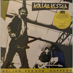 Kollaa Kestää: Neljän Pennun Ooppera (yellow LP)