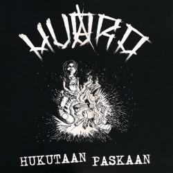 Huora: Hukutaan paskaan (LP)