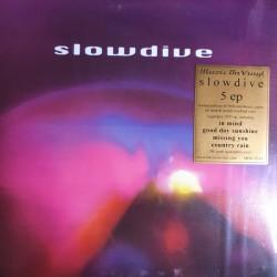 "Slowdive: 5 EP (coloured 12"")"