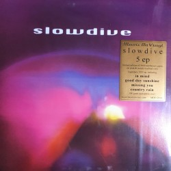"Slowdive: 5 EP (pink 12"")"