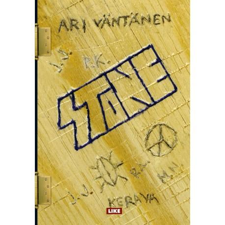 Ari Väntänen: Stone (kirja)