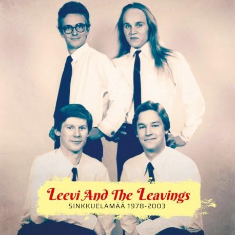 Leevi And The Leavings: Sinkkuelämää 1978-2003 (3CD)