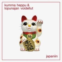 Kumma Heppu & Lopunajan Voidellut: Japaniin (LP)