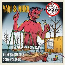 """Yari & Miika: Hiekkalaatikolla / Soita Polaroid (7"""")"""