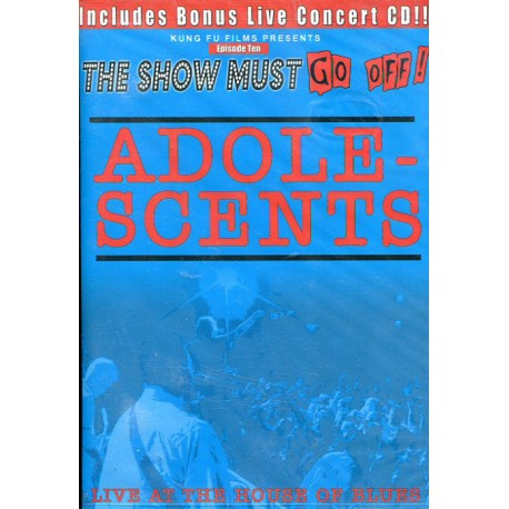 Adolescents: Live At The House Of Blues (DVD)