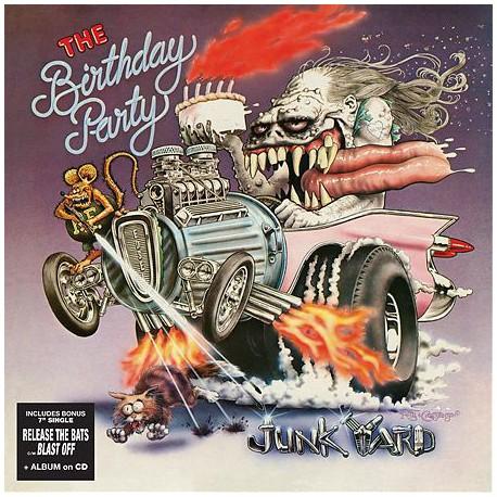 The Birthday Party: Junkyard (LP)