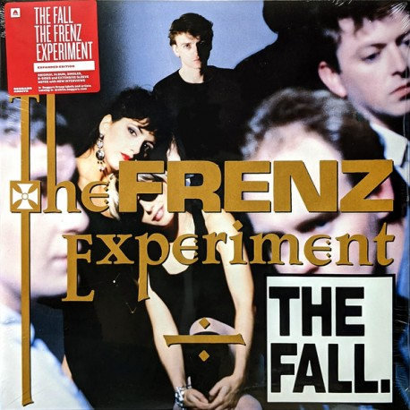 The Fall: The Frenz Experiment (2LP)