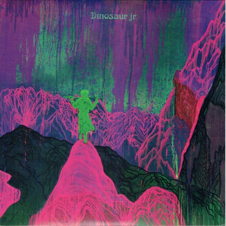 Dinosaur Jr.: Give A Glimpse Of What Yer Not (LP)