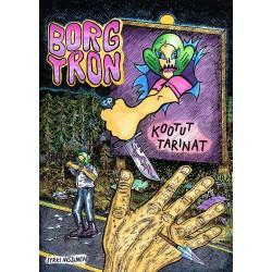 Jyrki Nissinen: Borgtron - Kootut tarinat (book)