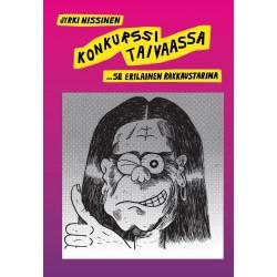 Jyrki Nissinen: Konkurssi taivaassa (book)