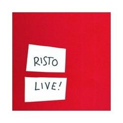 Risto: Live (CD)