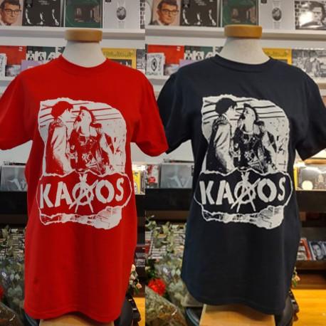 Kaaos T-paita