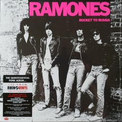 Ramones: Rocket To Russia (LP)