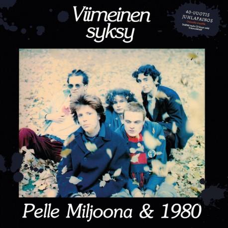 Pelle Miljoona & 1980: Viimeinen Syksy (oranssi LP+CD)