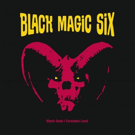 """Black Magic Six: Black Goat (7"""")"""