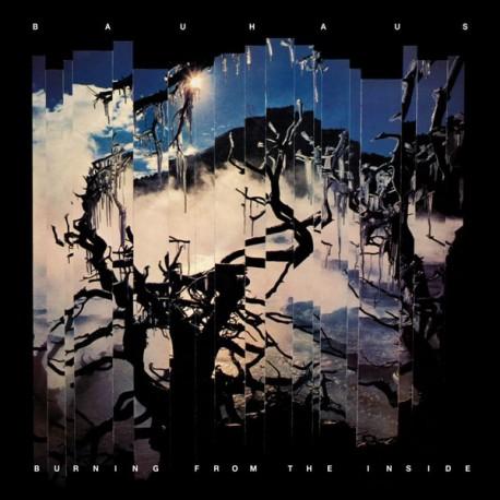 Bauhaus: Burning From The Inside (blue LP)