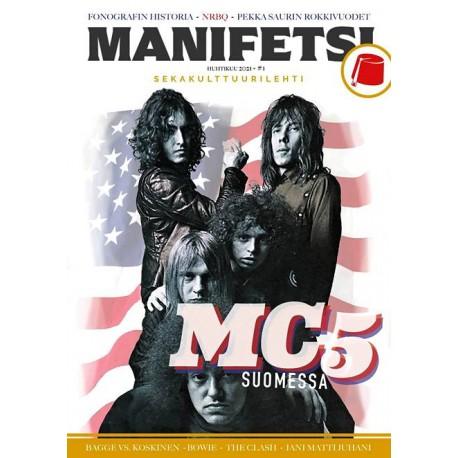 Manifetsi 1 (magazine)
