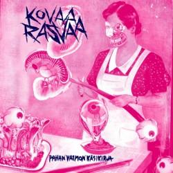 Kovaa Rasvaa: Pahan vaimon käsikirja (turquoise LP)