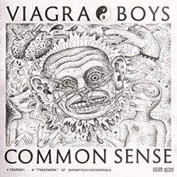 "Viagra Boys: Common Sense (blue 12""EP)"