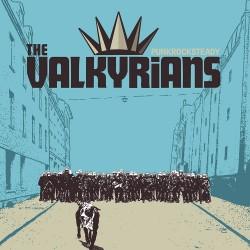 The Valkyrians: Punkrocksteady (Cobolt Blue LP)