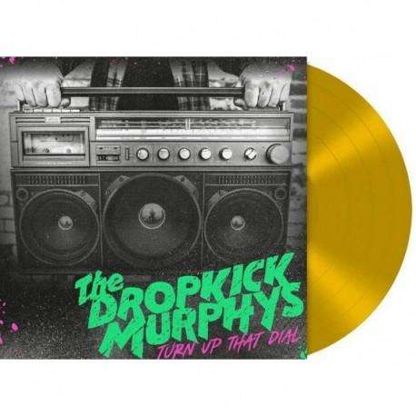 Dropkick Murphys: Turn Up That Dial (LP)