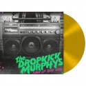 Dropkick Murphys: Turn Up That Dial (gold LP)