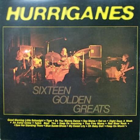 Hurriganes: Sixteen Golden Greats (gold RSD 2021 LP)