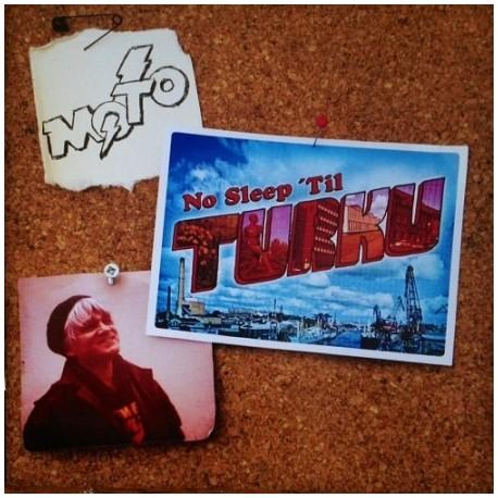 M.O.T.O.: No Sleep 'Til Turku (LP)