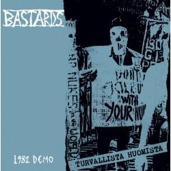 Bastards: Harhaa Demo 1982 (LP)