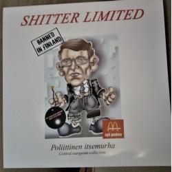 Shitter Limited: Poliittinen Itsemurha (LP)