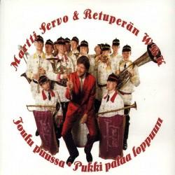 Martti Servo & Retuperän WBK: Joulu puussa