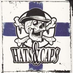 """Hats & Caps: Hats & Caps (7"""" EP)"""