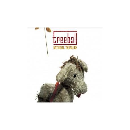Treeball: National Treasure (CD)