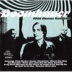 Boomhauer: Wild Human Condition (LP)