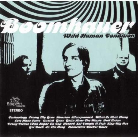 Boomhauer : Wild Human Condition