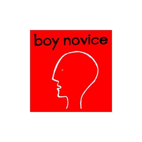 Boy Novice: Boy Novice (CD)